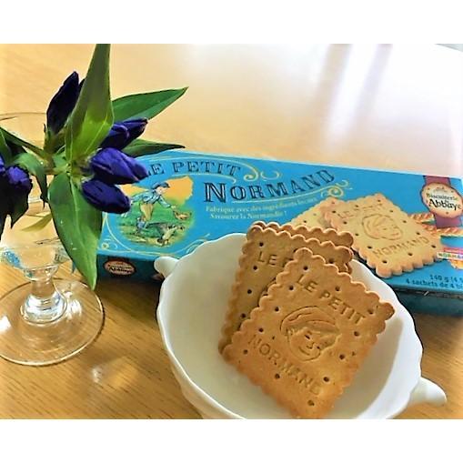 アベイ Abbaye ノルマンディサブレ tea-please1 04