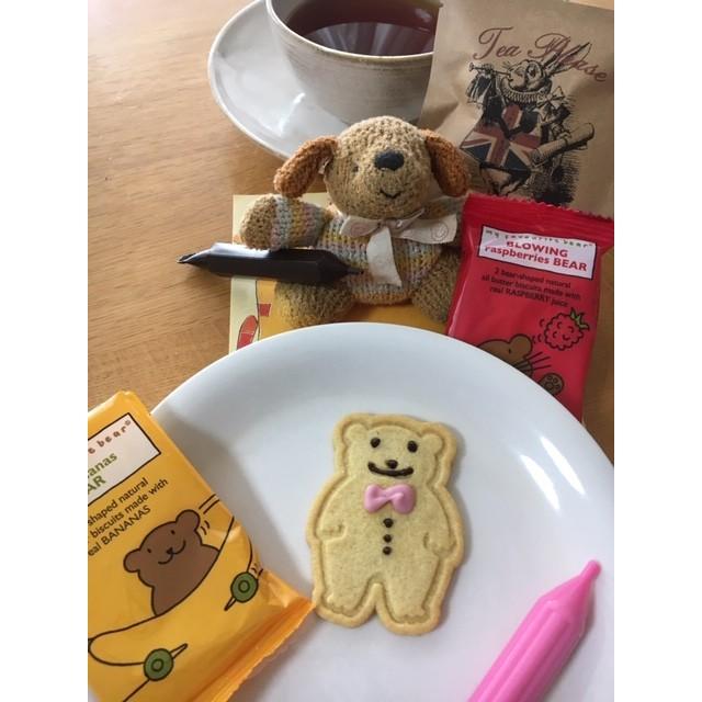 アーティザン Artisan ベア ビスケット ホワイトチョコ tea-please1 03