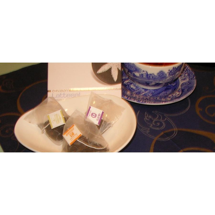 六本木ティープリーズ・アリスの紅茶:ダージリン有名6茶園ティーバック(リーフティ) tea-please1 03