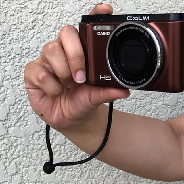 コンパクトカメラストラップ teamiya 04