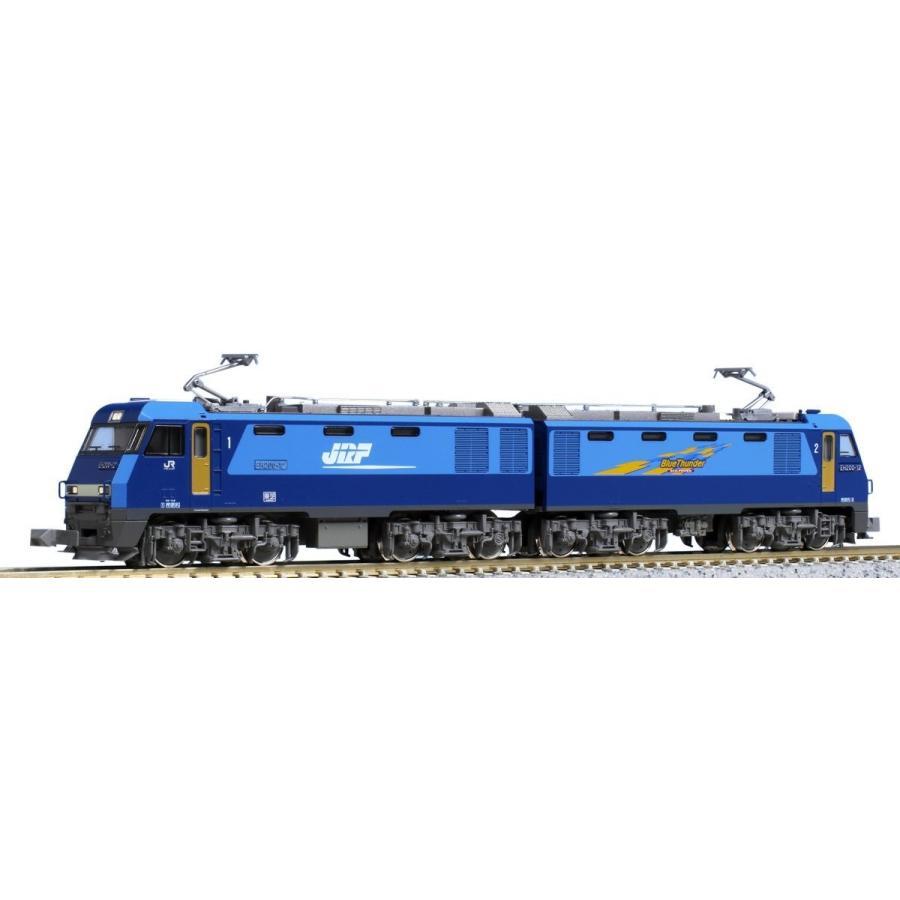 KATO 3045-1 EH200 量産形 Nゲージ