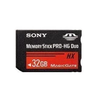 【5セット】 ソニー MS-HX32B メモリースティック PRO-HG デュオ 32GB【15倍ポイント】