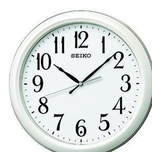 【5セット】 SEIKO 電波掛け時計 KX234W [KX234W] お取り寄せ[10000円アマゾンギフト付]