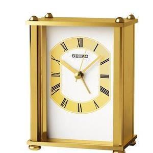 【5セット】 SEIKO 目覚まし時計 QK733G [QK733G] お取り寄せ[10000円アマゾンギフト付]