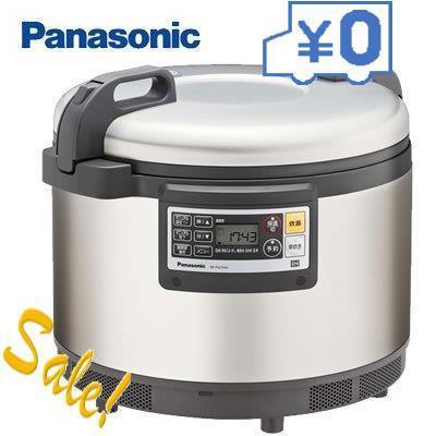 パナソニック 1升 3升炊き 業務用IHジャー炊飯器 SR-PGC54A 三相200V[10000円キャッシュバック]