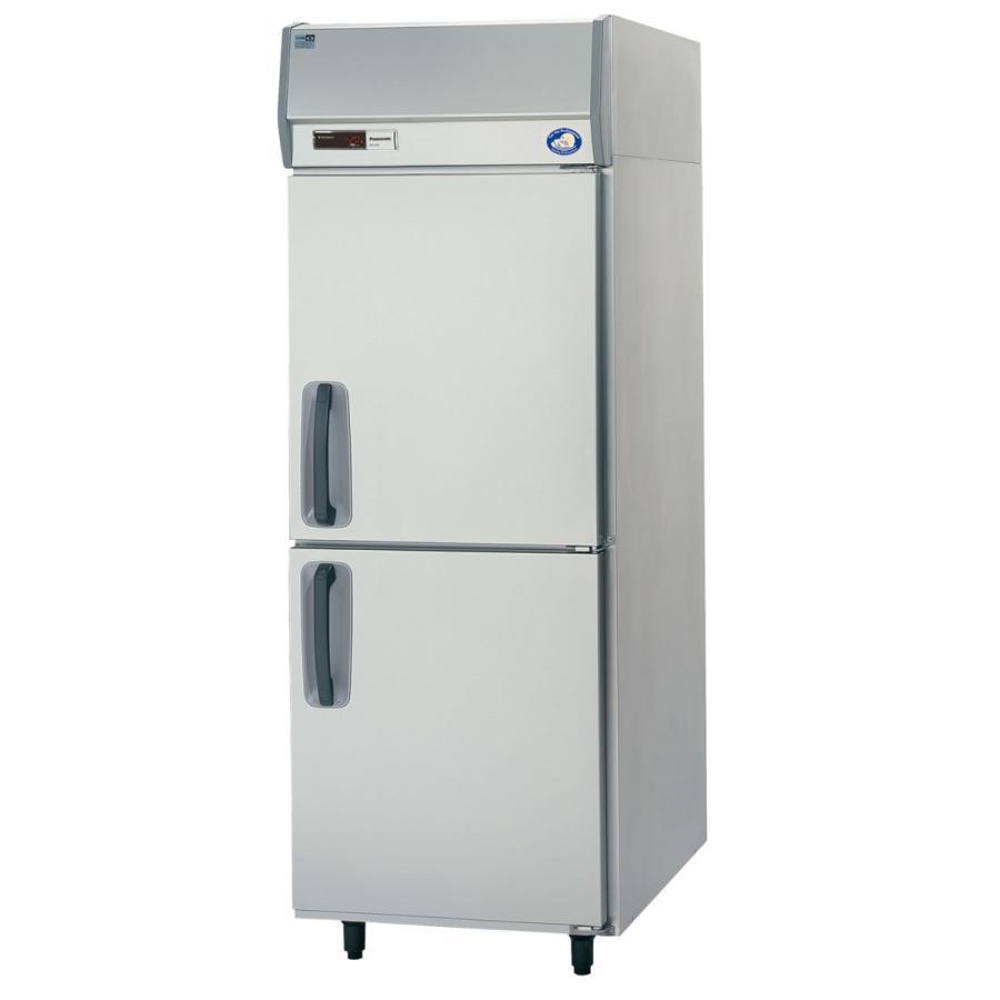 縦型冷凍庫 2枚扉 SRF-K783 | 4-33-032-0027
