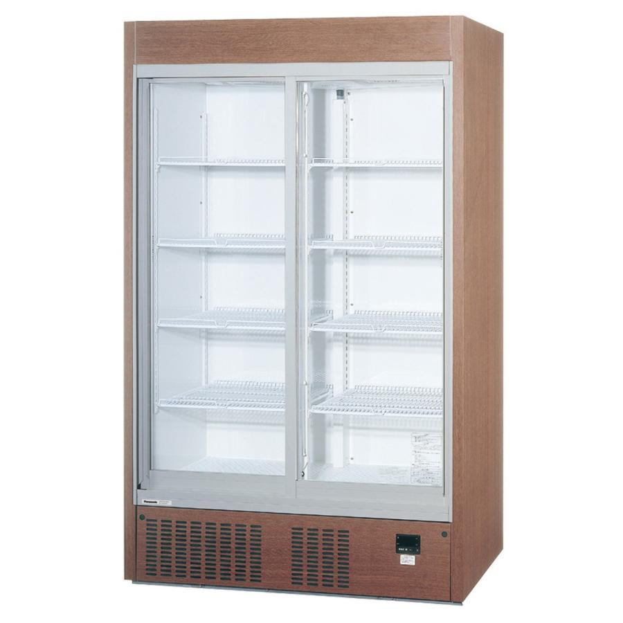 冷蔵リーチインショーケース SRM-RV419MA   4-33-032-0117