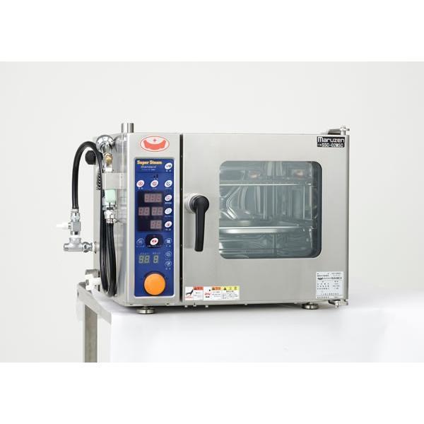 スチームコンベクションオーブン スタンダードシリーズ SSC-02MSCNU   4-33-044-0001