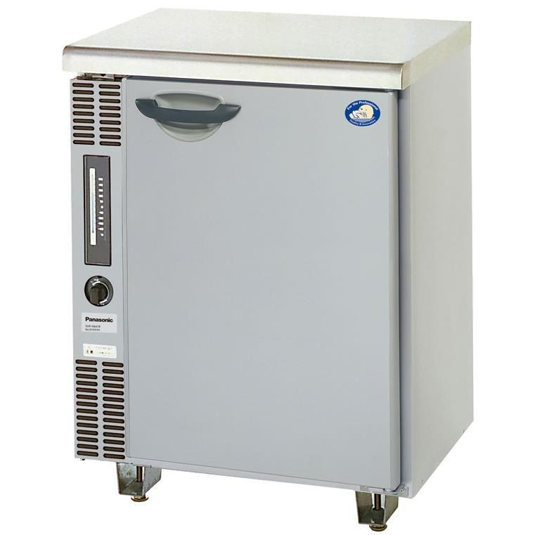 横型冷凍庫 1枚扉 SUF-G641B   4-33-032-0062