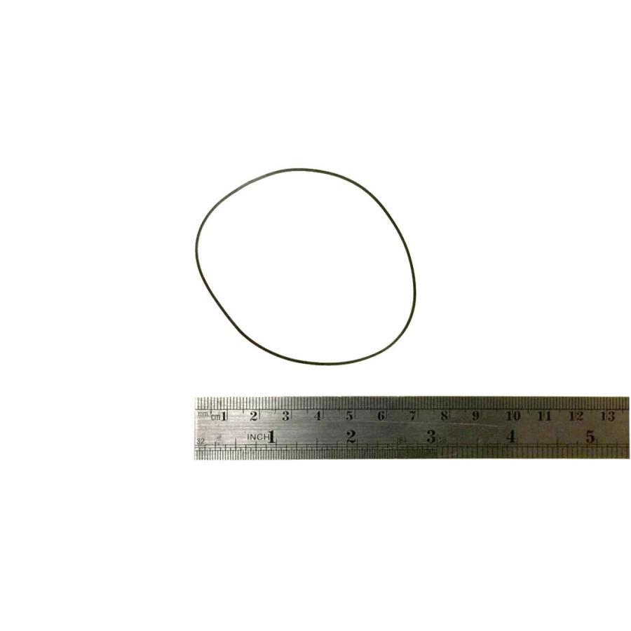 カセットデッキ/ポータブル・カセット修理パーツ 角ベルト 内径65mm 幅0.7mm 1本 駆動系消耗パーツ修理交換用|techspace|02