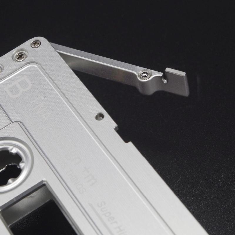 CASSETTE → CARD CASE[名刺入れ] techtbaco 04