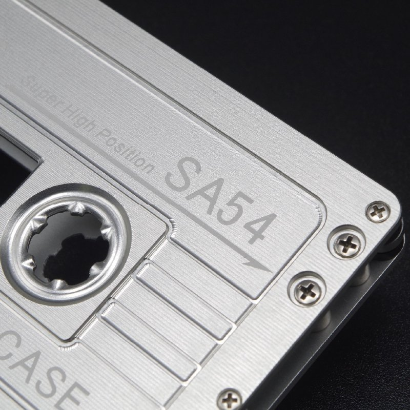 CASSETTE → CARD CASE[名刺入れ] techtbaco 05