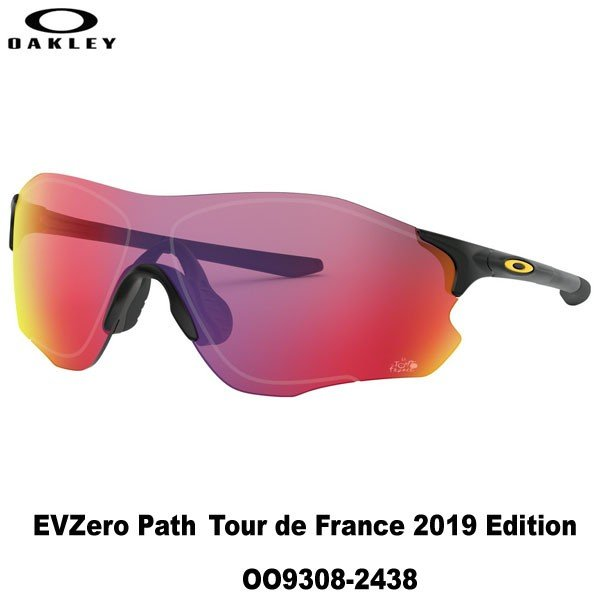 オークリー サングラス EVZero Path Tour de France 2019 Edition OO9308-2438