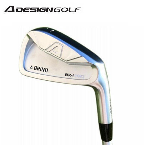 Aグラインド A DESIGN Aデザイン A GRIND BX-I PRO FORGED IRON  6本セット#5-PW  ヘッド単体 単体購入不可