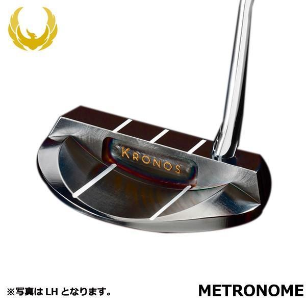 クロノス メトロノーム METRONOME LH ゴルフパター レフティ用