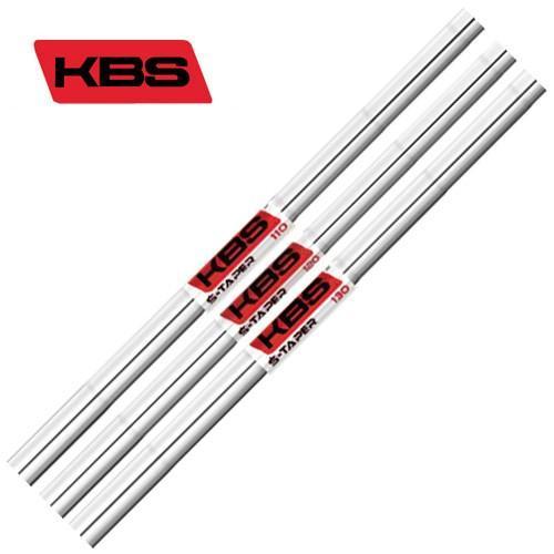 KBSシャフト KBS TOUR S-Taper S-テーパー #5-PW 6本セット アイアンシャフト