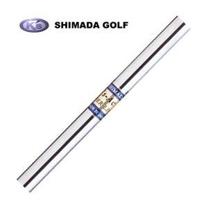 島田ゴルフ製作所 Ks-Ac10 SHIMADA GOLF 7本セット #4-PW アイアンシャフト