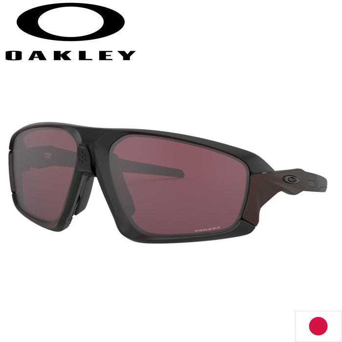 OAKLEY OO9402-0964 FIELD JACKET 日本正規品 オークリー フィールド ジャケット Prizm Road 黒