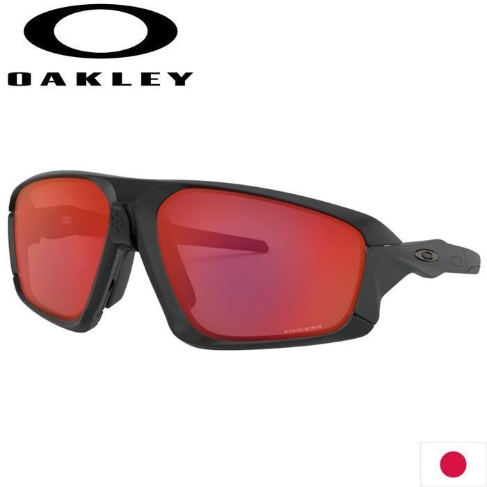 OAKLEY OO9402-1364 FIELD JACKET 日本正規品 オークリー フィールド ジャケット Prizm Trail Torch