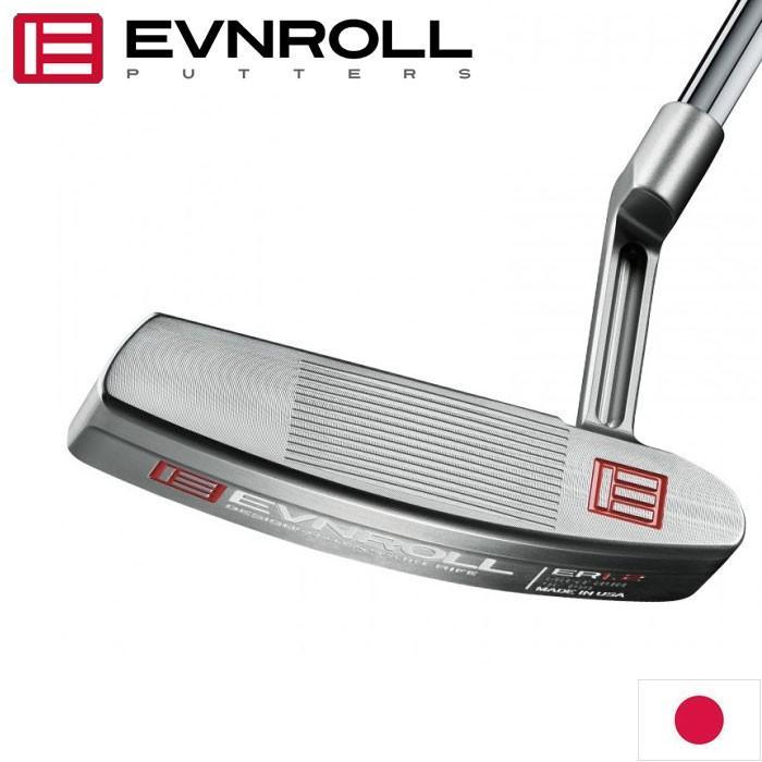 EVNROLL ER1.2 TOUR BLADE PUTTER 日本仕様 イーブンロール ER1.2 ツアーブレードパター