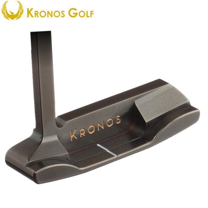 KRONOS GOLF RELEASE クロノス ゴルフ パター リリース 日本正規品