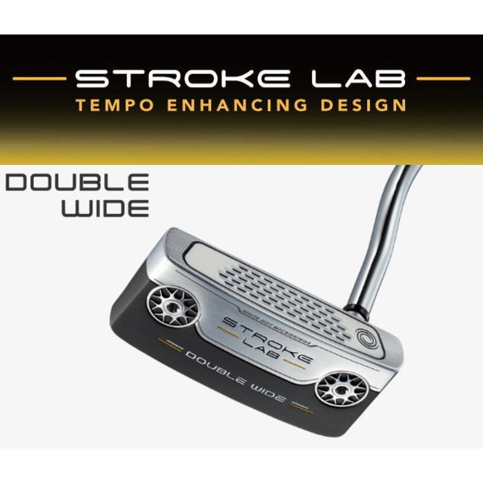 ODYSSEY オデッセイ STROKE LAB DOUBLE WIDE ストローク ラボ ダブルワイド 2019y 日本正規品