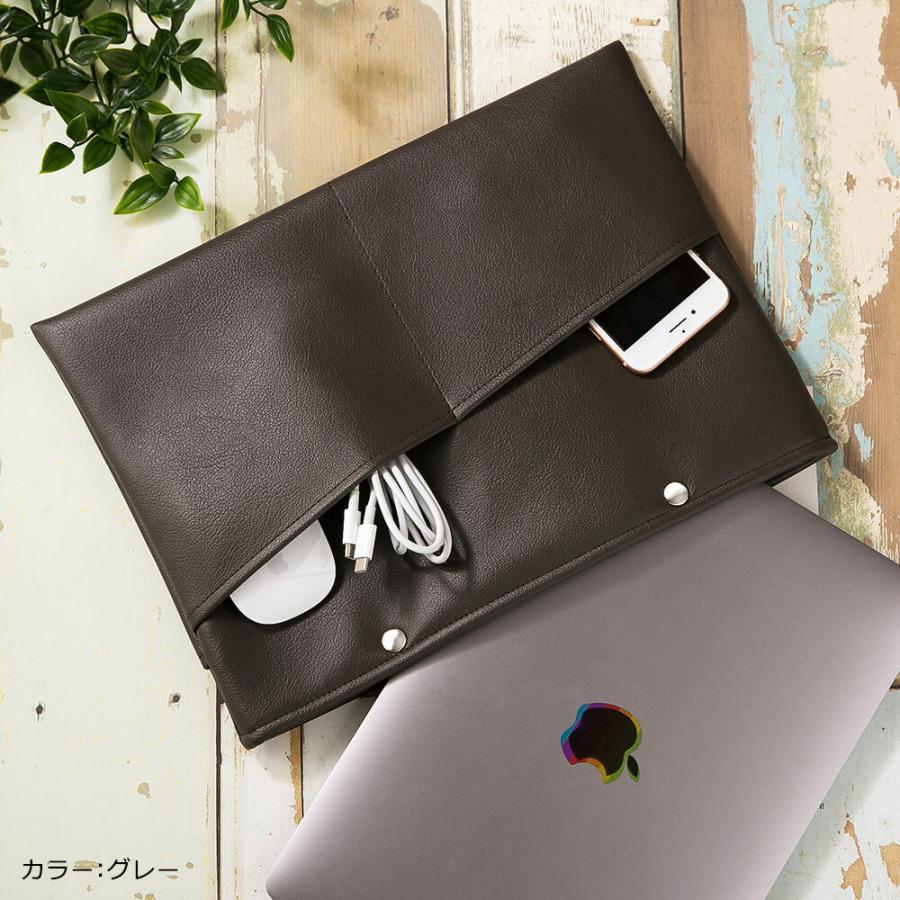 MacBookケース おしゃれ  match 11インチ 13インチ ノートパソコンケース インナー ケース スリーブ バッグ カバー 保護 撥水 TEESFACTORY tees-factory 10