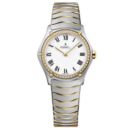 新しいコレクション エベル EBEL SPORT CLASSIC 1216389A レディース腕時計 【正規品】, カラークリエイト 70c22d9e