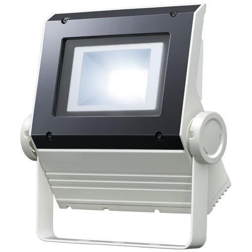 (送料無料) 岩崎 ECF0995D/SAN8/W (ECF0995DSAN8W) LED投光器       90クラス (旧130W) 超広角 昼光色 白 5fa