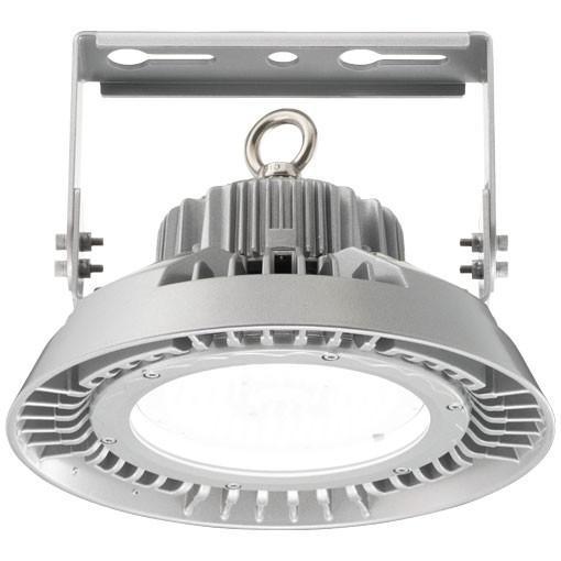 岩崎電気 EHWP10010W/NSAZ9 LED高天井用照明 DALI対応形 100W 水銀ランプ250W・300W相当/メタルハライドランプ250W相当 クラス1000 広角タイプクリアガラス
