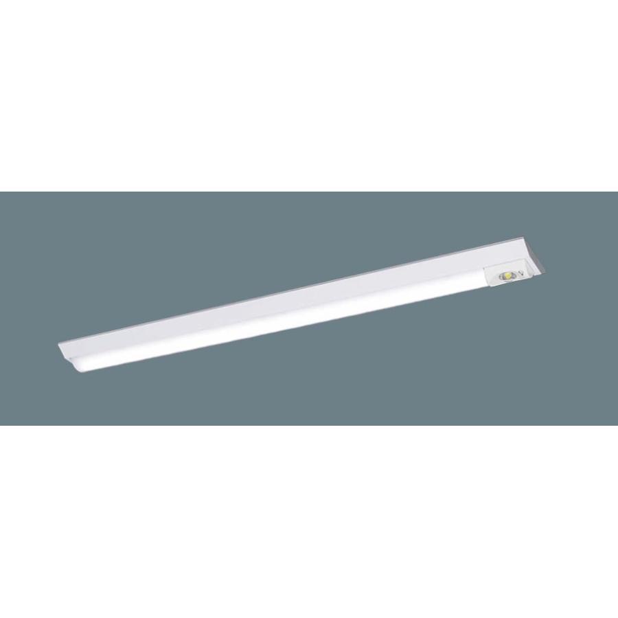 パナソニック XLG412AEN LE9 (XLG412AENLE9) LED非常用 40形 直付型 W150 V型 2000lm 昼白色 非常時高出力 自己点検機能付 非調光 器具+ライトバー