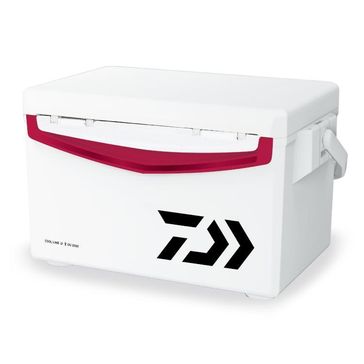 クールラインアルファ2 GU2000 レッド 低廉 流行のアイテム 20L 139878 DAIWA ダイワ