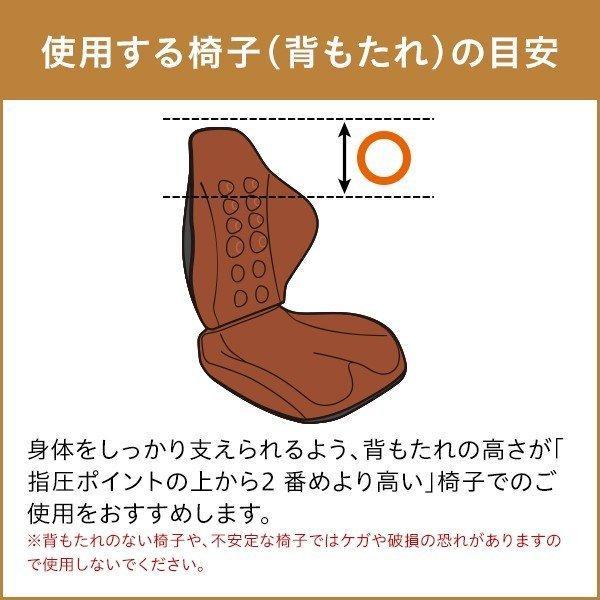 指圧 スタイルシアツ Style SHIATSU 姿勢 椅子 クッション コリ あんま MTG 新聞掲載 テレマルシェ|telemarche28|09