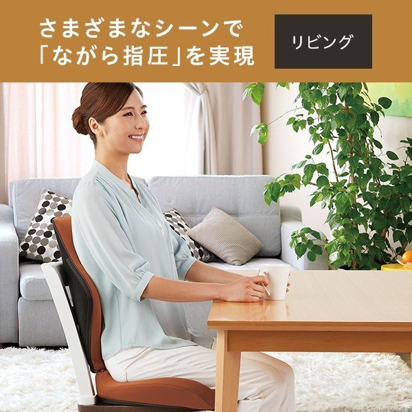 指圧 スタイルシアツ Style SHIATSU 姿勢 椅子 クッション コリ あんま MTG 新聞掲載 テレマルシェ|telemarche28|10