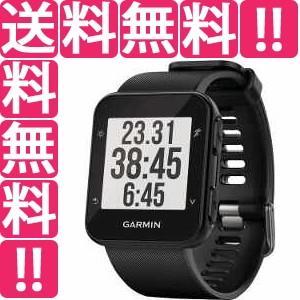 ガーミン GARMIN フォアアスリート35J 日本語正規版 心拍計内蔵GPSウォッチ [カラー:ブラック] #168938