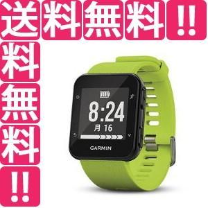 ガーミン GARMIN フォアアスリート35J 日本語正規版 心拍計内蔵GPSウォッチ [カラー:ライムグリーン] #168939