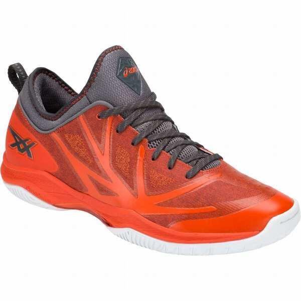 アシックス ASICS グライドノヴァ FF バスケットボールシューズ [サイズ:26.5cm] [カラー:コイ×ファントム] #1061A003-800 GLIDE NOVA FF