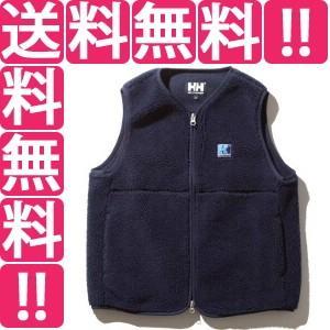 ヘリーハンセン HELLY HANSEN ファイバーパイルベスト(レディース) [サイズ:WM] [カラー:ネイビー] #HE51979-N2 FIBERPILE Vest