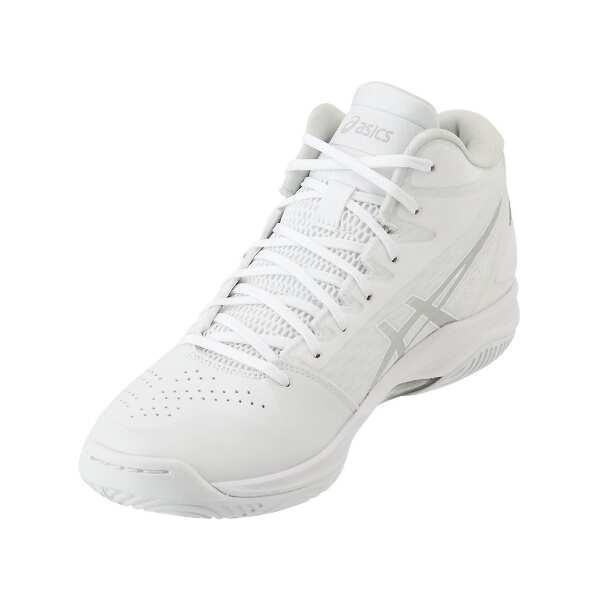 アシックス ASICS ゲルフープ V11 スリム バスケットボールシューズ [サイズ:26.0cm] [カラー:ホワイト×シルバー] #1061A013-119 GELHOOP V11 slim