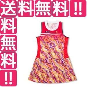 エレッセ ELLESSE ツアードレス(レディーステニスウェア) [サイズ:S] [カラー:パッションレッド] #EW09100-PR Tour Dress(Womens)