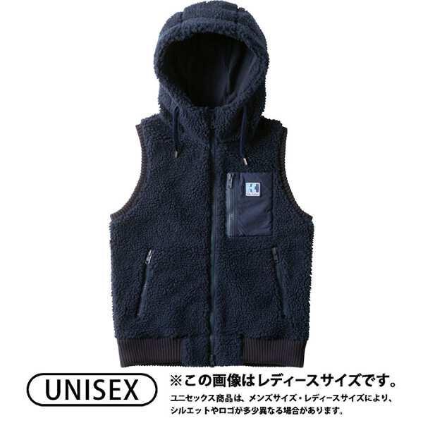 ヘリーハンセン HELLY HANSEN ファイバーパイルサーモベスト(ユニセックス) [サイズ:WM] [カラー:ネイビー] #HOE51855-N FIBERPILE THERMO Vest