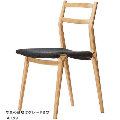 天童木工 Gallery Series チェア F-5513SG-NT 張地グレード:D スギ圧密成形(ナチュラル)『受注生産のため約1か月〜』『代引対象外』