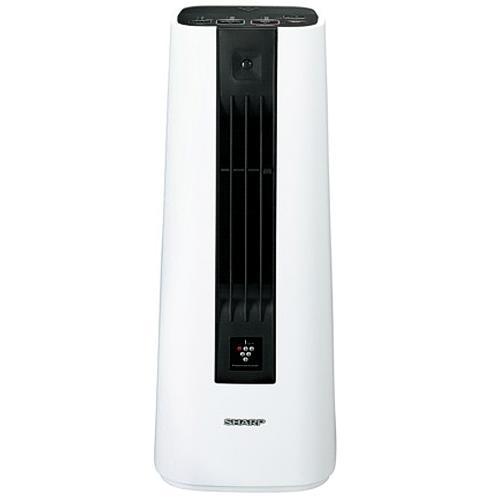 SHARP セラミックファンヒーター HX-GS1-W ホワイト プラズマクラスター シャープ|telj