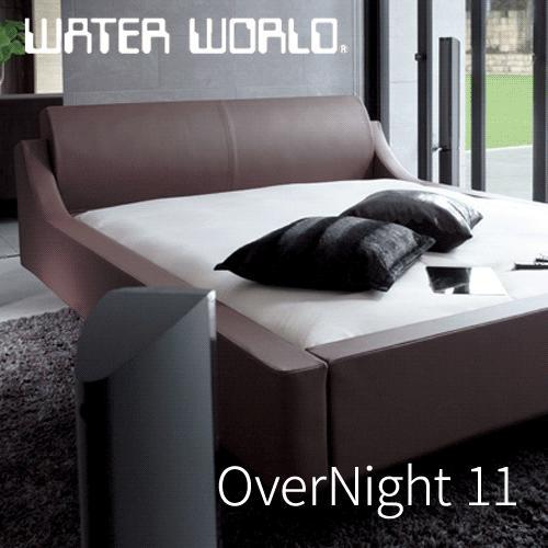 ドリームベッド ドリームベッド ウォーターワールド オーバーナイト11 BluMax6000 張地:P(ビニールレザー) クイーン1サイズ(1バッグ)