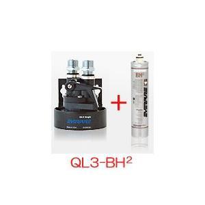 業務用浄水器 エバーピュア 給茶機・冷水機用 QL3-BH2