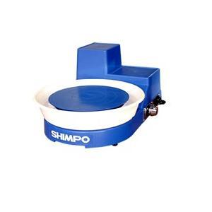 日本電産シンポ 電動ろくろ RK-5T型 ドベ受け付き SHIMPO RK5T シンポ電動ろくろベーシックタイプ 送料無料 代金引換対象外