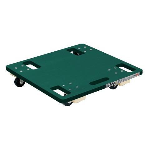 サカエ SAKAE 板台車 スタッキング仕様 SD−450G5台セット 代引対象外 配送時間指定不可 車上渡し