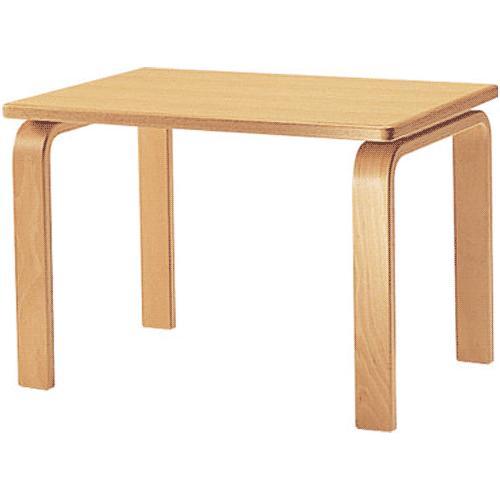 天童木工 テーブル テーブル T-2549WB-NT ホワイトビーチ(ナチュラル)