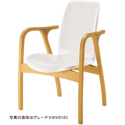 天童木工 チェア T-5039NA-ST 張地グレード:D ナラ(ST色)『受注生産のため約1か月〜』『代引対象外』