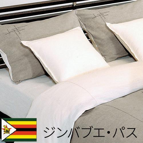 ボックスシーツ ジンバブエ ZIM-P ジンバブエ・パス ドリームベッド SDセミダブルサイズ